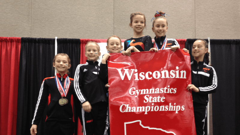 Level 4 Team Places 2nd At State Championships